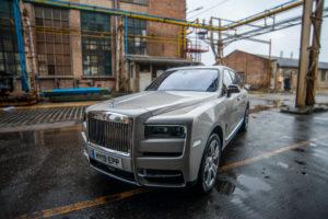 Rolls-Royce fotózás